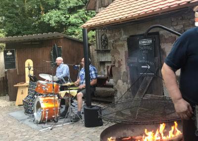 gasthaus zur gerste biergartenmusik