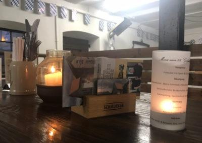 gasthaus zur gerste feiern im Saustall Geburtstag