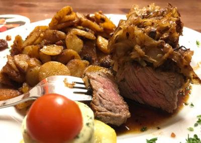 gasthaus zur gerste steak