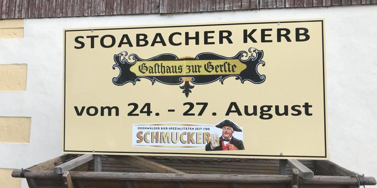 STEINBACHER KERB 2018