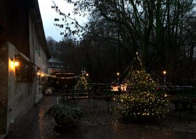 Adventszauber im Gasthaus zur Gerste 7