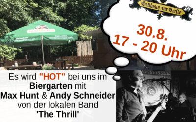 Max Hunt & Andy Schneider