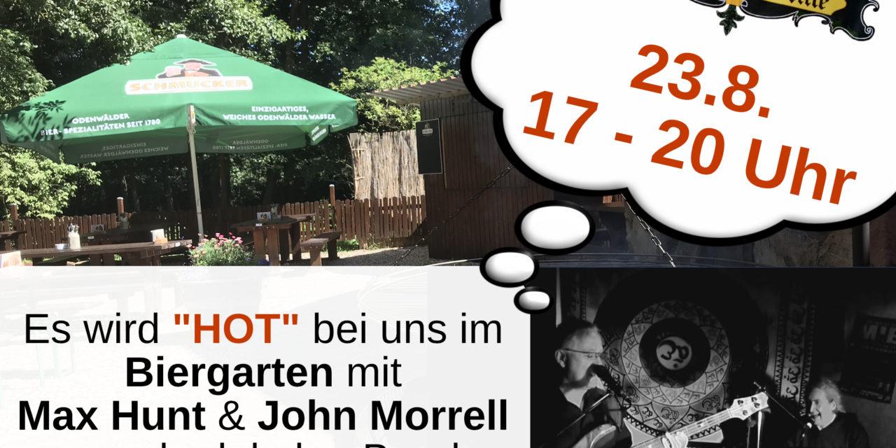 Max Hunt & John Morrell