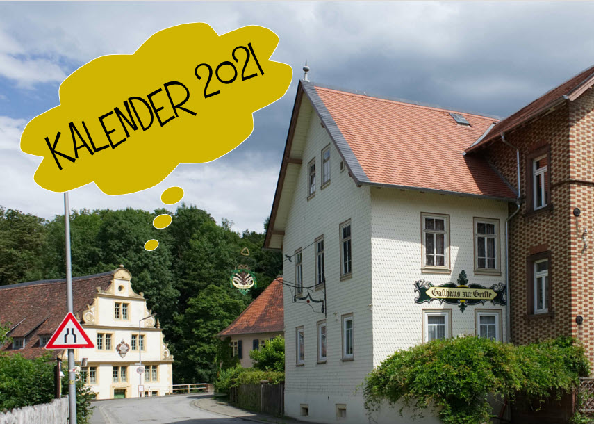 Kalender 2021 von der Gerste