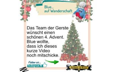 Blue und Weihnachten