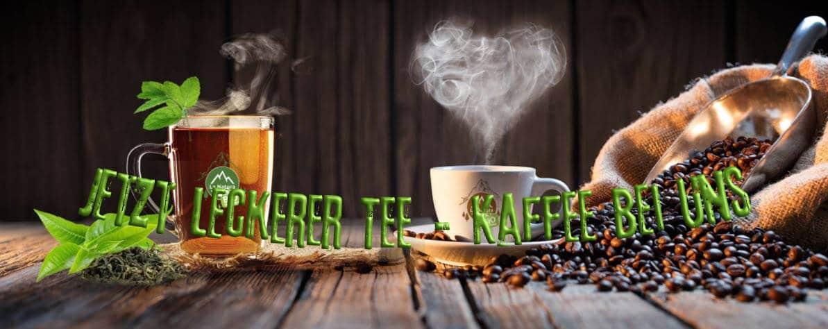 Kaffeegenuss – Teegenuss