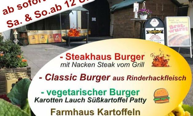 Burger to go